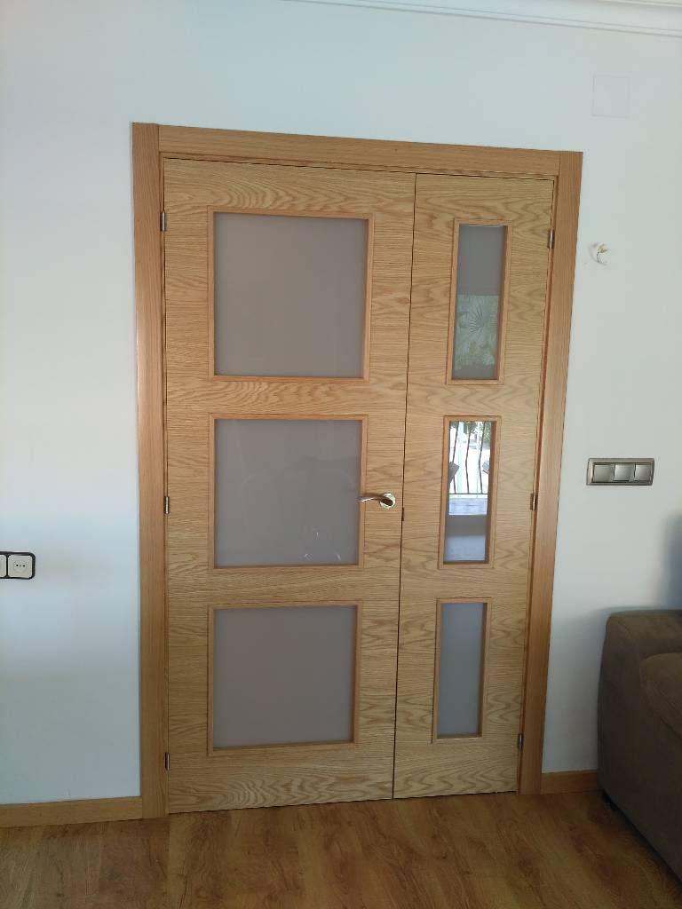Alt. puertas de interior